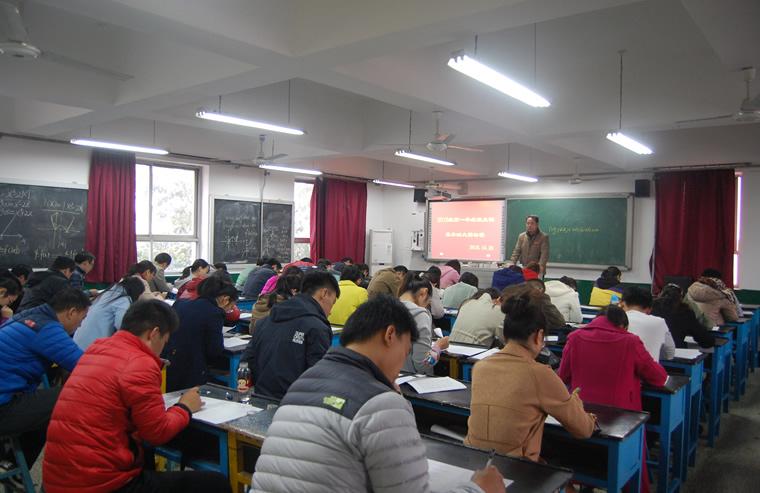 河北南宫中学图片